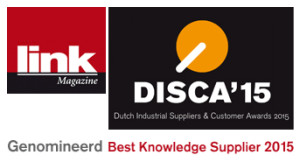 DIScA15_Best Customer Award