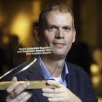 LinkMagazine_DISCA15_Best Logistics Supplier Award 2