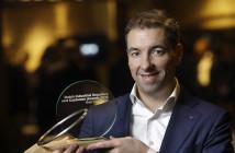 disca 15 Customer Award 2015 winnaar