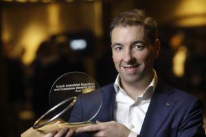LinkMagazine_DISCA15_Customer Award