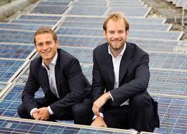 Mels van Hoolwerff en Jan Pieter Versluijs