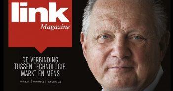 Link magazine editie juni/juli thema 2021: Systeemdenken:  Een holistische kijk op de complete waardeketen.