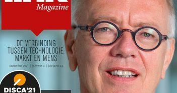 Link magazine editie september/oktober thema 2021: (Na) de pandemie de vraag is hersteld, nu nog het aanbod