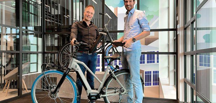 Timmerije werkt met Swapfiets aan de 100 procent circulaire fiets