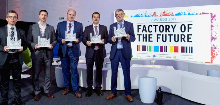 5 nieuwe Factory of the Future, 100 extra jobs