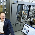 Paul Bax, sales engineer ATD Machinery voor sigarenindustrie