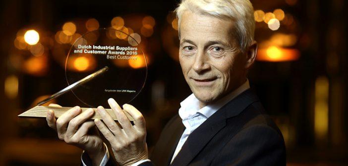IHI Hauzer Techno Coating wint Best Customer Award