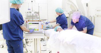 Specialisten oordelen positief over de effectiviteit van het Evone-beademingssysteem. Foto: Ventinova