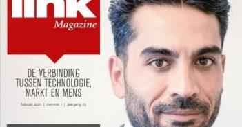 Link magazine editie februari/maart 2021: Thema slimme logistiek,local4local – zaken (blijven) doen in een dynamische wereld.