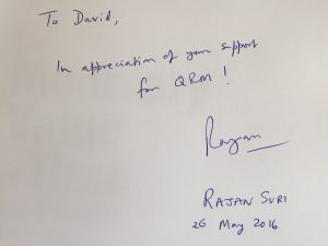 QRM signature-Suri