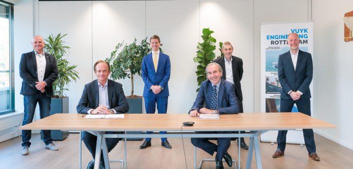 Royal Doeksen neemt Vuyk Engineering Rotterdam over van Royal IHC