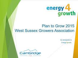 energy4growth