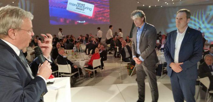 Aebi Schmidt wint Metaalunie Smart Manufacturing Award 2018